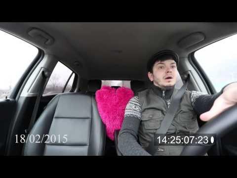 Таксист Русик  Отжигает:)