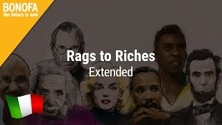 BONOFA – Rags to Riches – Extended | italiano