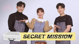 Download Cast of Chocolate tries to be stealthy with secret missions while decorating a cake [ENG SUB] Mp3/Mp4