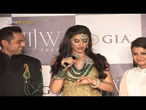 India International Jewellery Week 2012: Amrapali Jewellers Fashion Show