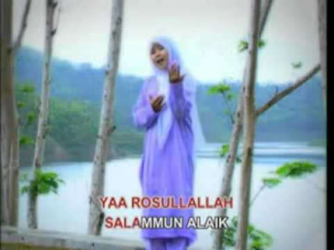 Free Wafiq Azizah Ya Rasulallah Ya Habiballah MP4 Video Download