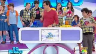 Domingo Legal (01/12/13) - Crianças brincam de Perguntas e Respostas