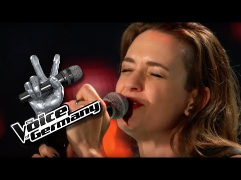 The Lovecats - The Cure | Sally Grayson Cover | The Voice of Germany 2016 | Blind Audition