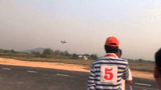 RC Chiangrai Thailand Jetlegend Viper Jet FF at Rimchorn flying club meeting 2014