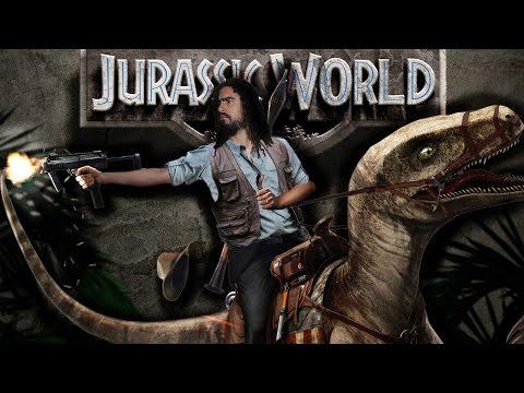 Jurassic World - resenha de um paleontólogo (COM SPOILER) (#Pirula 107.1)