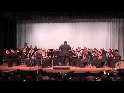 JAF Wind Ensemble - Winter Concert 2012 - Highbridge Excursions