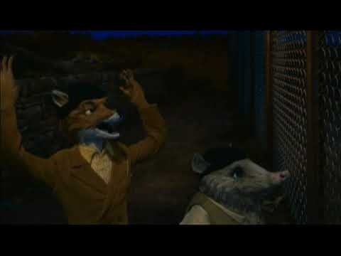 Fantastic Mr. Fox Featurette - George Clooney as Mr. Fox