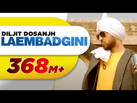 Laembadgini (Full Song) | Diljit Dosanjh | Latest Punjabi Songs 2016 | Speed Records thumbnail