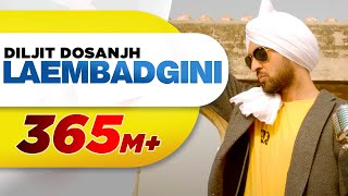 Laembadgini Full Song  Diljit Dosanjh  Latest Punj