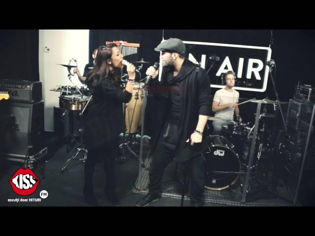 Smiley & Andra - Acasă (Live la Kiss FM)