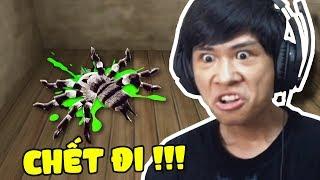 PET NHỆN CỦA BÀ NGOẠI GRANNY ĐÃ BỊ MÌNH KHÓA MÕM !!! (killing granny pet spider) ✔
