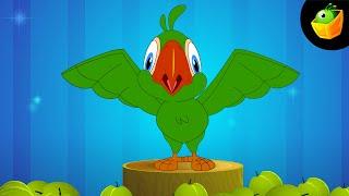 Nani Maa Ne Tota Pala - Hindi Animated/Cartoon Nursery Rhymes For Kids