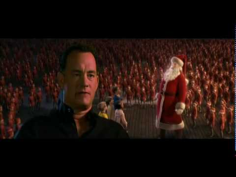 You Look Familiar: Tom Hanks Polar Express