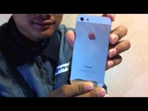 iPhone 5 putih 32gb ( tki indonesia di korea )