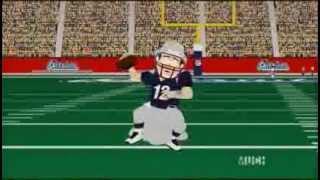South Park - Tom Brady craps his pants