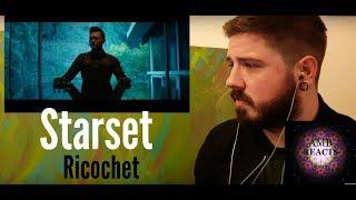 Download Lagu Starset - Ricochet (Reaction) Gratis STAFABAND