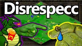 Fat Dragon Disrespecc vs TheViper