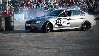 Abdo Feghali Drifts on BMW - Red Bull CPD Lebanon Qualifiers 2013