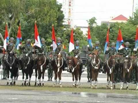 พิธีอำลาชีวิตราชการทหารเหล่าทหารม้า