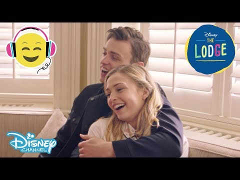 The Lodge | It's Always Been You Song | Official Disney Channel UK