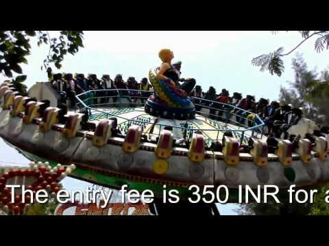Centrox Ride in Queensland Amusementpark ThemePark in Chennai to Bangalore Trunk Road