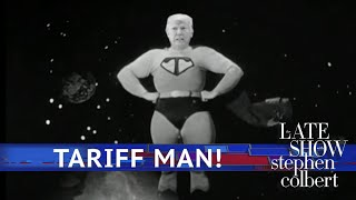 The Adventures Of Tariff Man