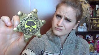 Emma Swan Storybrooke Sheriff Badge - DIY Tutorial OUAT