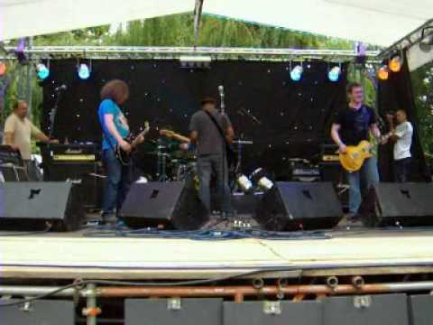 Streetsleeper Cytherea Live at Rock in the Priory 2009 Video