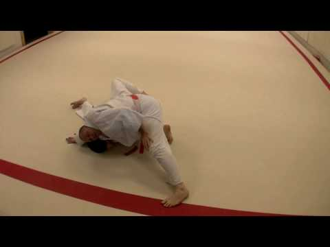 Judo Grappling- Kata Gatame and Escape