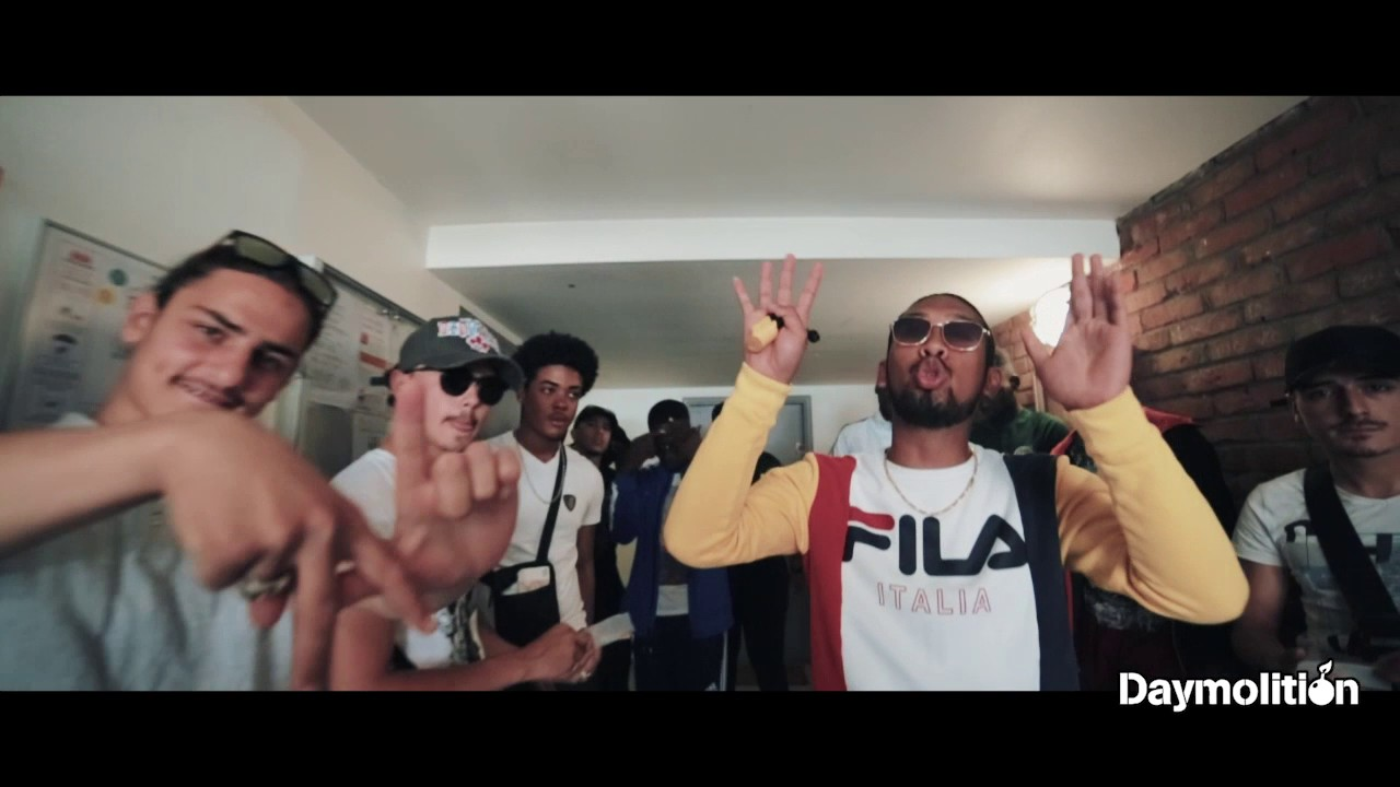Bleekx (PEGRE) - Je pull up I Daymolition