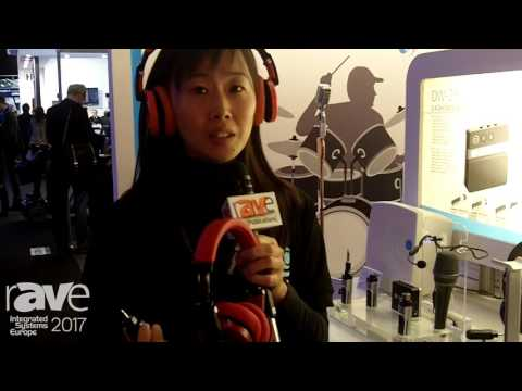 ISE 2017: Taiwan Carol Electronics Presents BTH-830 Bluetooth Detachable Headphones