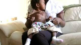 Repairing A Tiny Haitian Heart