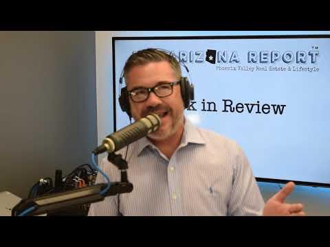 Phoenix Real Estate Market | Week in Review 8-24-19