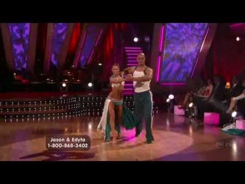 Dancing with the Stars 7 - Jason Taylor Video