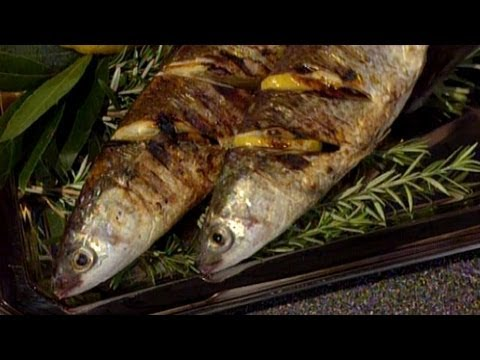 Grilled Or Baked Whole Fish Recipe
