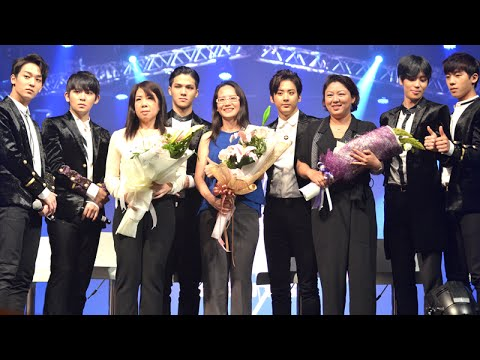 141123 – Press Con TEEN TOP MY DEAR ANGELS IN BANGKOK