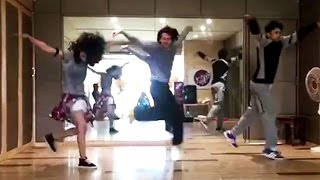 Tiger Shroff DANCE Rehearsal on Munna Michael Song