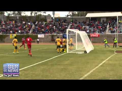 Nahki Wells scores twice for Bermuda
