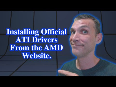 Installing Official Linux ATI Drivers from AMD's Website