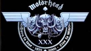Watch Motorhead Snake Bite Love video