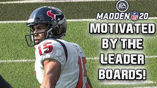 Madden 20 MUT Squads - Motivated By The Leaderboards!