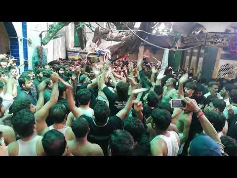 9 Zill Hajj Shahadat Hazrat Muslim Bin Aqeel BB Pak Daman Lahore Matamdari