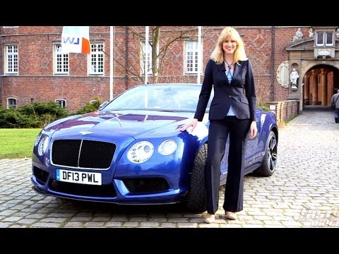 2014 Bentley Continental GTC V8 Review - Fast Lane Daily klip izle