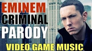 INVISIBLE (THE GHOSTS)  | EMINEM PARODY BY BRYSI