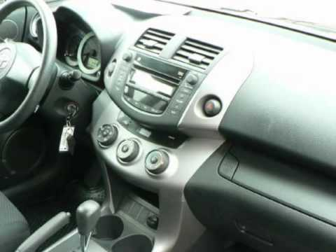 2007 TOYOTA RAV4 SPORT EDITION 4WD SUNROOF Milford Boston MA Massachusetts