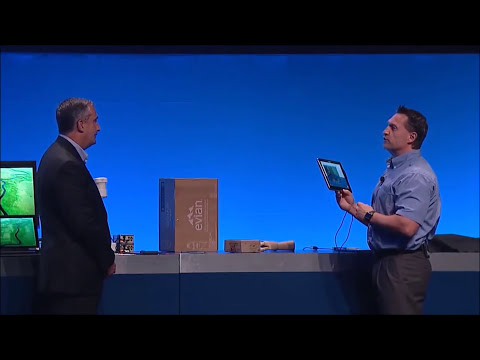 Windows Hello demoed at Intel Developer Conference 2015
