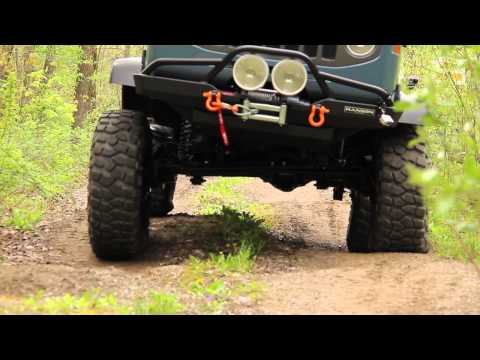 Jeep Mighty FC and J-12 Concepts &#8211; First Drive Review &#8211; CAR and DRIVER