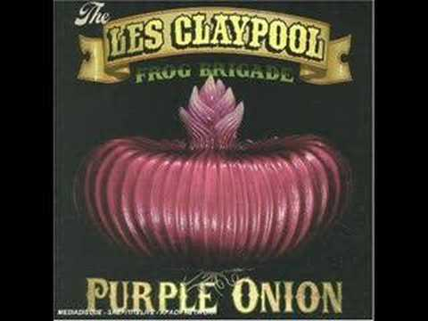 Les Claypool And The Frog Brigade - David Makalaster