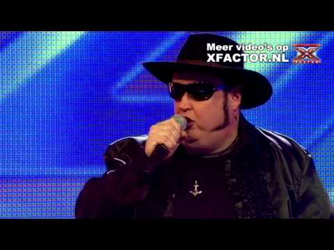 X FACTOR 2011 - aflevering 1 - auditie Ed