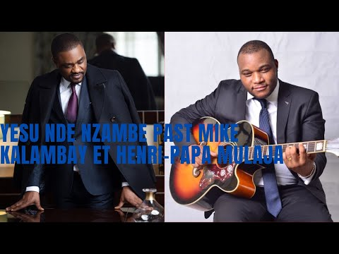 Fr Mike Kalambay Feat Fr Henry Papa yesu Nde Nzambe  (clip Officiel 2014 ) video